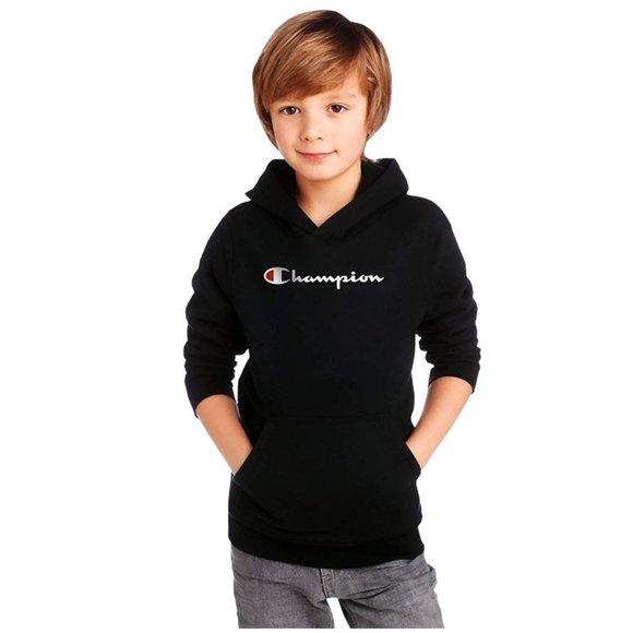 Champion Kids Clothes Sweatshirts Girls Youth Heritage Fleece Pull On Hoody Sweatshirt with Hood